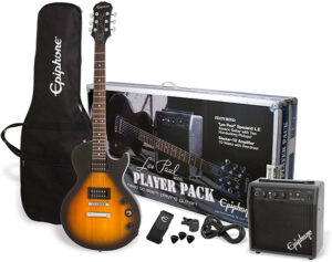 les paul starter player pack