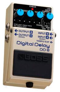 pedal delay boss