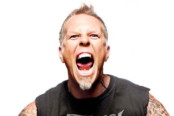 James Hetfield: Las mejores guitarras para acercarte al sonido de Metallica