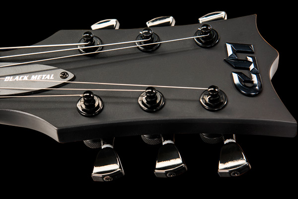 ESP LTD Black Metal: ¿La mejor guitarra para metal por menos de 1000€ en 2020?