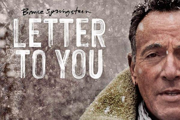 """Bruce Springsteen: """"Letter To You"""" es su nuevo disco, ¡no te quedes sin él!"""