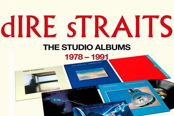 Dire Straits: The Studio Albums 1978 – 1991 (reedición 2020)