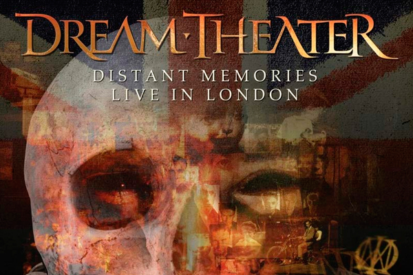 Dream Theater en directo en 2020: 'Distant Memories – Live In London', ya disponible la reserva