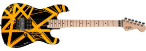 evh striped black