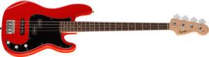 Fender SQ PJ rojo