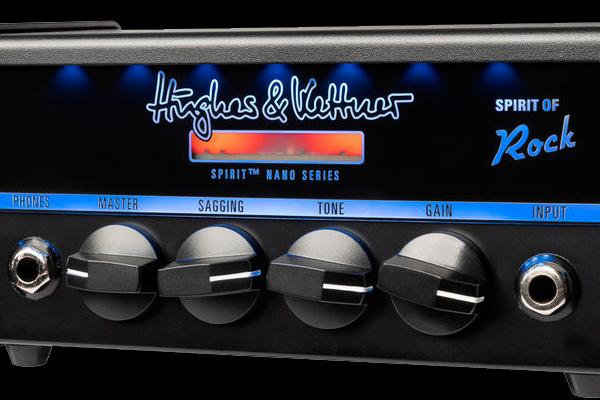 Hughes&Kettner Spirit of Metal, Rock y Vintage: Pequeños, pero matones