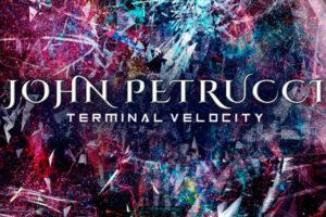 John Petrucci: Terminal Velocity. Ya en formato físico el disco en solitario… ¡con Mike Portnoy!