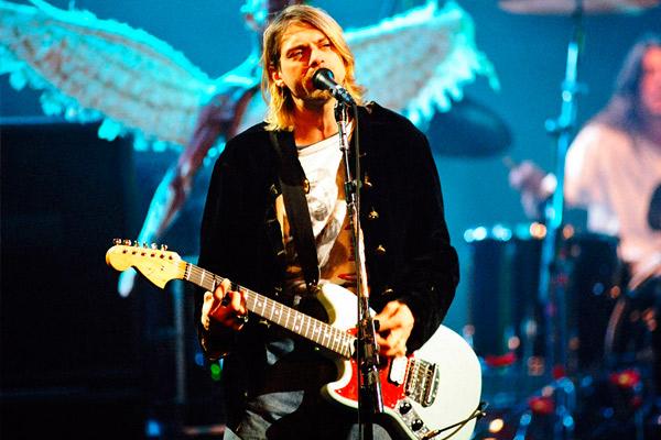 Kurt Cobain: guitarras, efectos y amplificadores para alcanzar el Nirvana