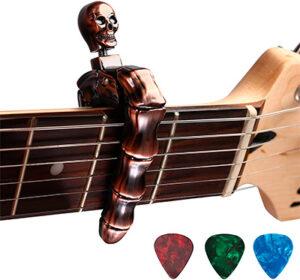 skeleton-capo-picks
