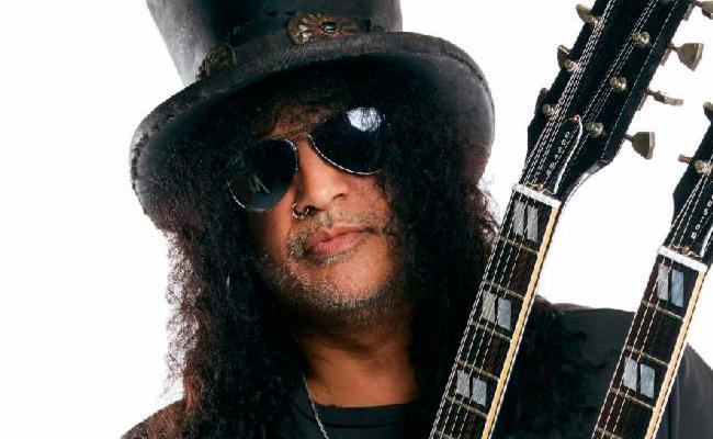 """Slash: Las guitarras con las que alcanzar el sonido del hombre que """"salvó"""" a Gibson"""