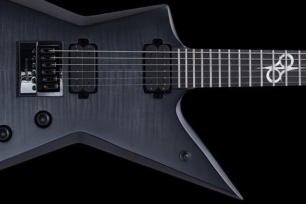 Solar Guitars E1.6: Guitarras de gama alta tipo explorer a precio asequible