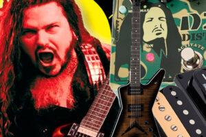 Dean Guitars ML y Dimebag Darrel en 2020: Guitarras con el rugido de la Pantera, efectos y mucho más
