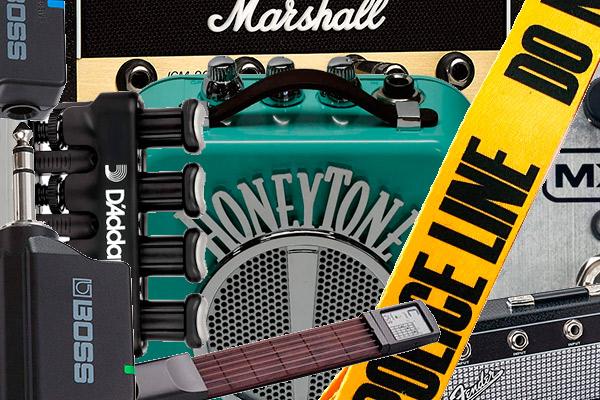 Los mejores regalos para guitarristas y bajistas: mucho más que guitarras y amplificadores